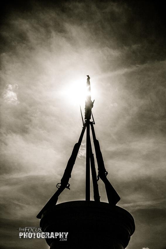 Gettysburg, pennsylvania, gun, battle, battlefield, park, Abraham Lincoln