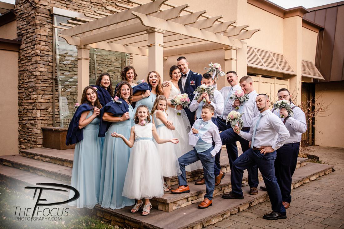 wedding party eden resort lancaster pa