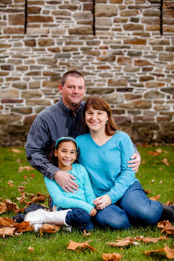 family portrait fort hunter park