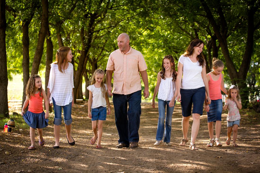 Dolye family portraits