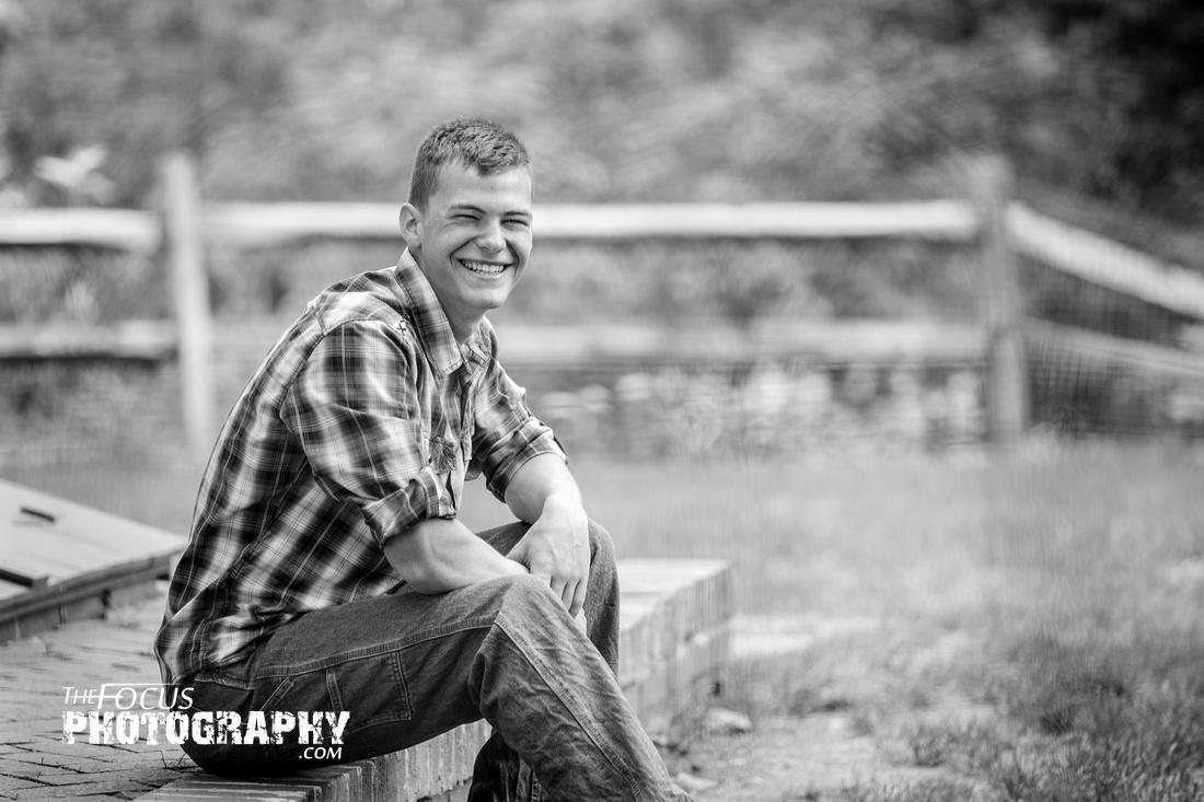 Senior photo fort hunter