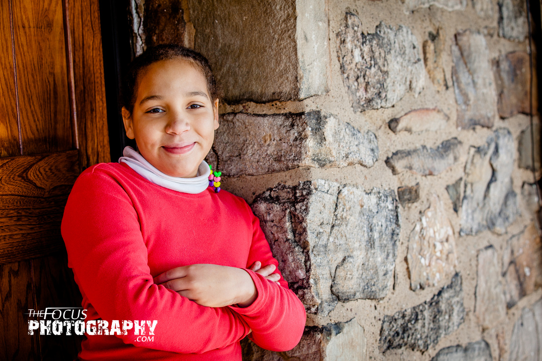 Mt Pocono girl portraits