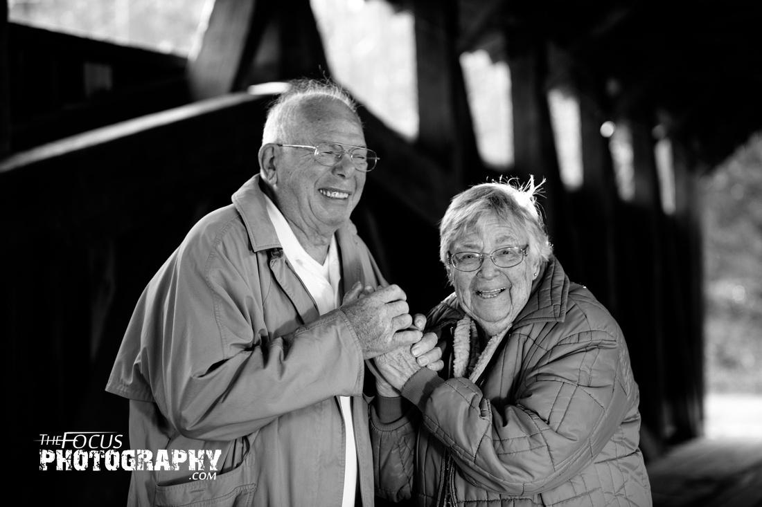 grandparents portraits little buffalo state park