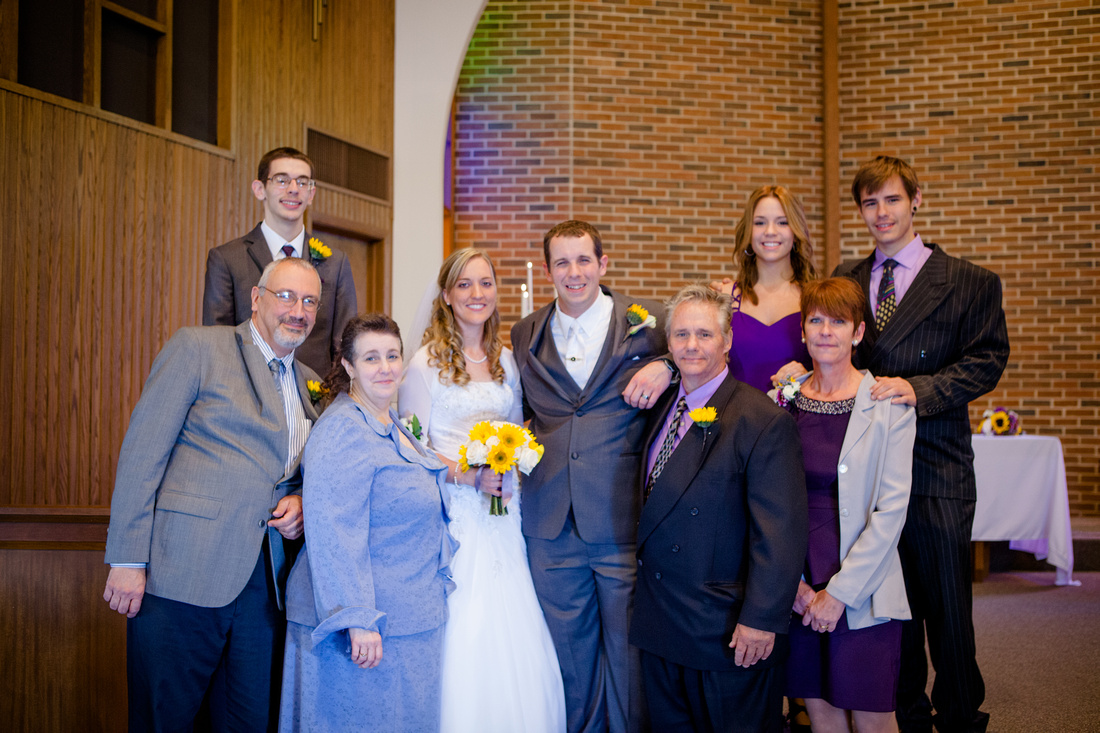 family of the groom