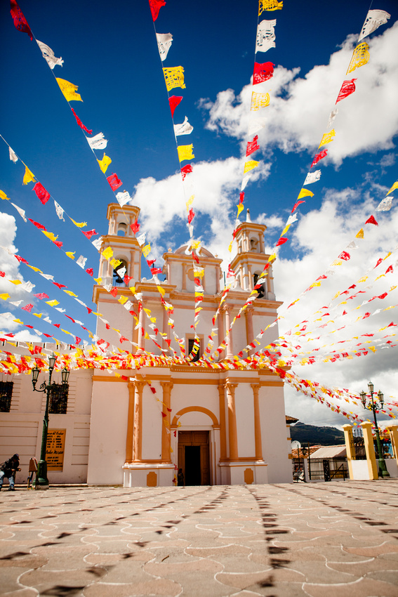 Church in San cristobal