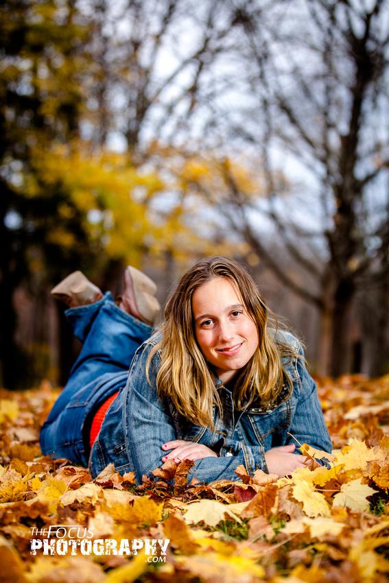 senior portrait