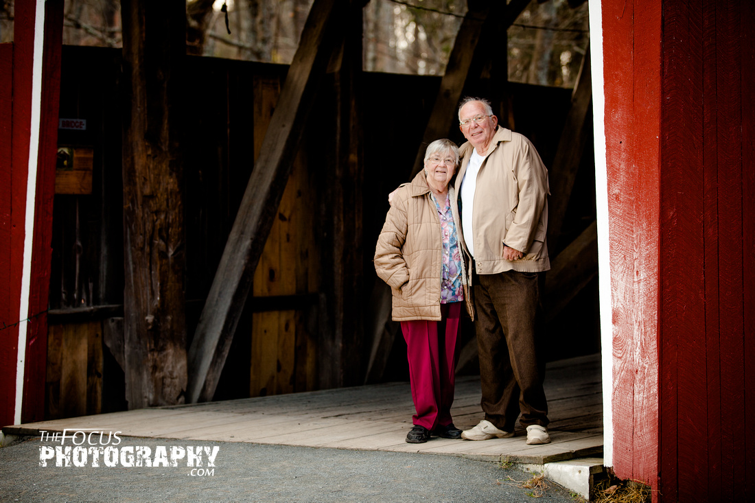 grandparents portraits little buffalo state park