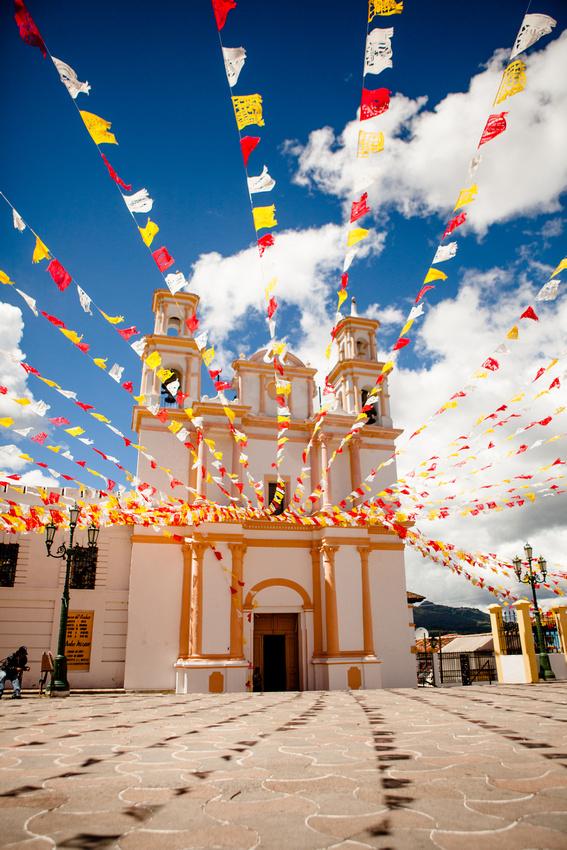 Church in San cristobal