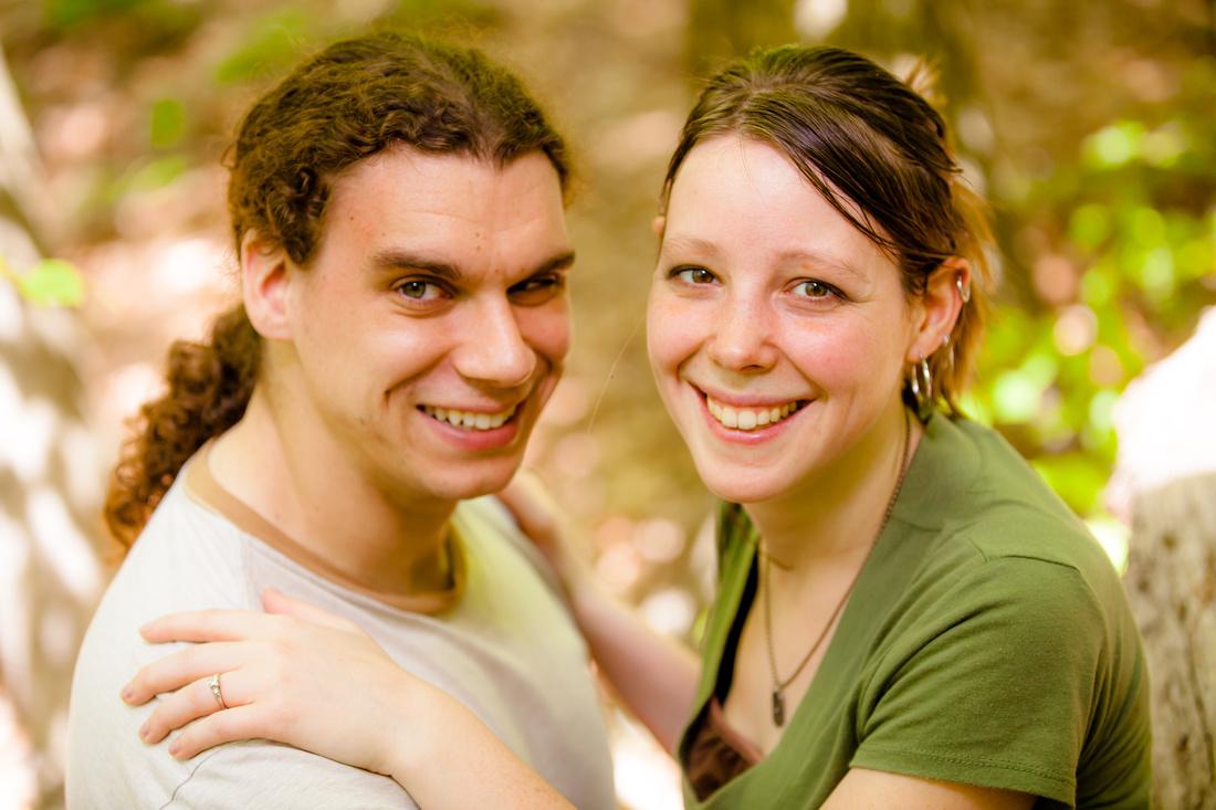engagement photo session dauphin Pennsylvania